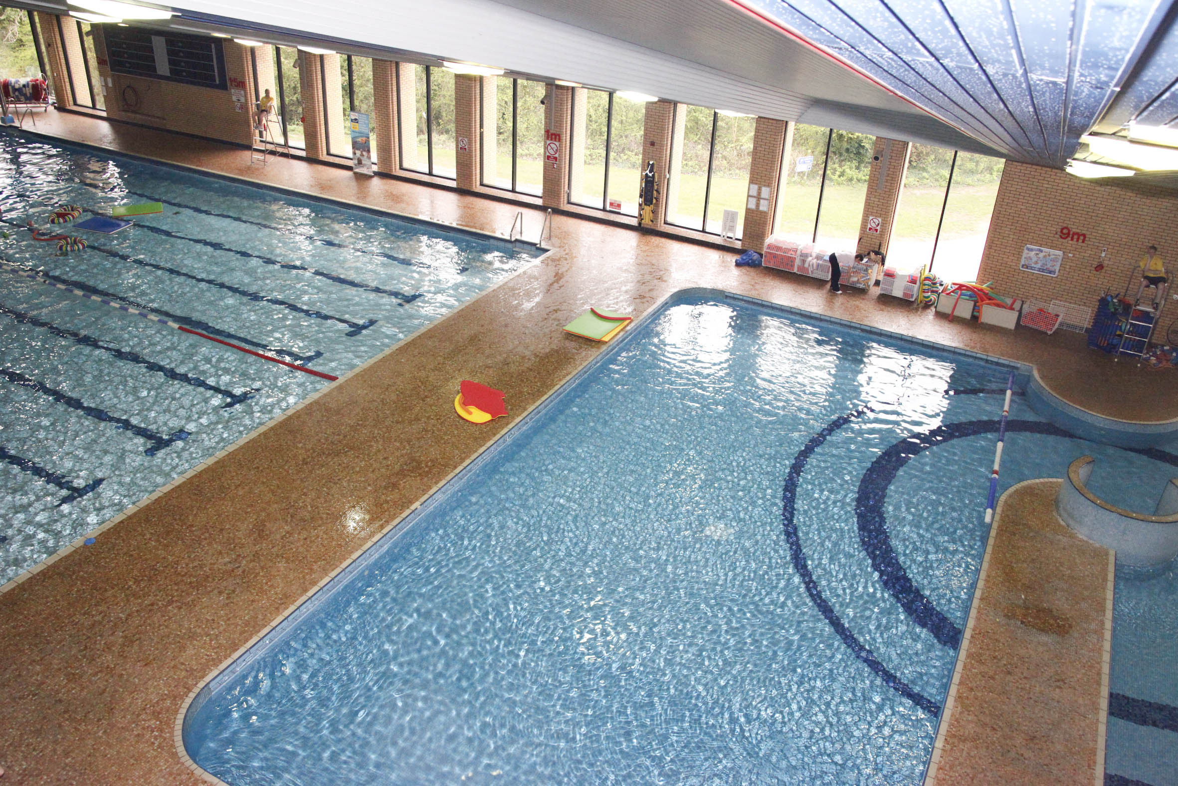 Views wanted on congleton leisure cheshire today a - Swimming pool industry statistics ...