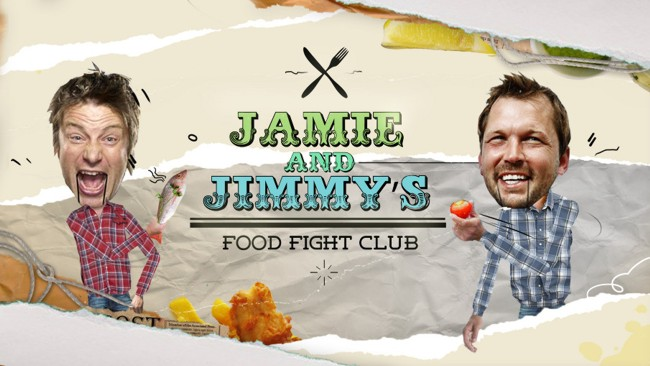Jamie And Jimmy S Food Fight Club Series